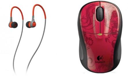 Knaller: Logitech Ultimate Ears 300 + Notebook-Maus für 19,99 €