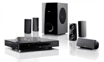 Teufel Impaq 3000 Mk2 - Blu-ray-Heimkinosystem für 499,99 € *Update* jetzt als B-Ware für 404,99 €!