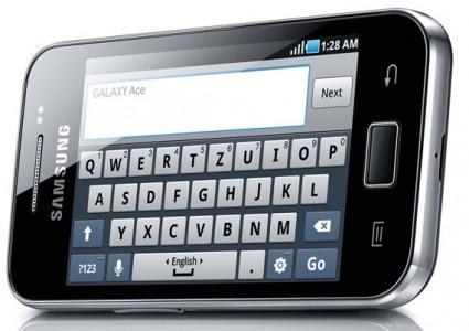 Samsung Galaxy Ace für 126 € bei O2 - 30% Ersparnis *Update*