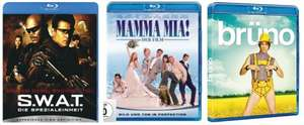 Blu-ray-Schnäppchen bei Redcoon - viele Filme ab 2,99 € (zzgl. Versand)