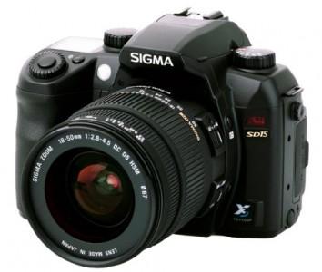 Sigma SD15 SLR - Digitale Spiegelreflexkamera für 349 € *Update* jetzt für 333 €