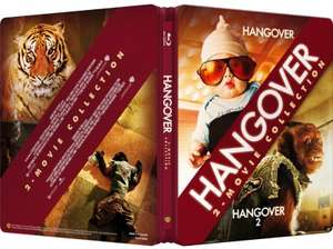 Amazon: Blu-ray-Highlights unter 10 € + Hangover & Hangover 2 Steelbook für 17,97 €
