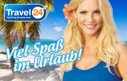 99 €-Gutschein für Travel24.com für 9 € bei QypeDeals
