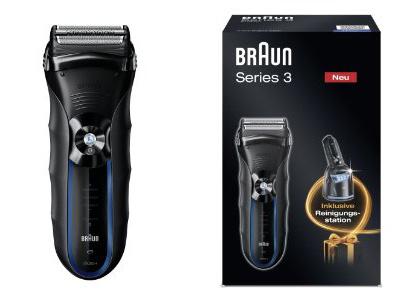 Herrenrasierer Braun Series 3 - 350cc für 60 € statt 74 € *Update* jetzt für 64,99 €