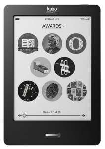 eBook-Reader Kobo Touch für 99 € bei Media Markt - 22% Ersparnis