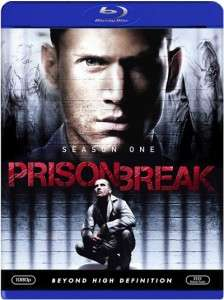 [Blu-ray] Prison Break Season 1 für 50€ bei Amazon