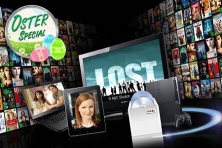 Groupon: 3 Monate Lovefilm Flatrate 1 Paket für 9,99 € oder 6 Monate für 18,99 €