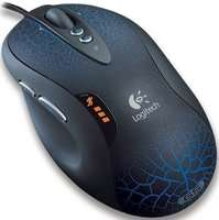 GamerMaus Logitech G5 Refresh für 33€