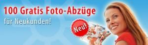 [Foto] 100 gratis Fotoabzüge bei Pixum
