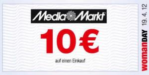 *Hammer* Woman Day 2012 am 19. April - Shopping-Gutscheine für ganz Österreich! *Update*