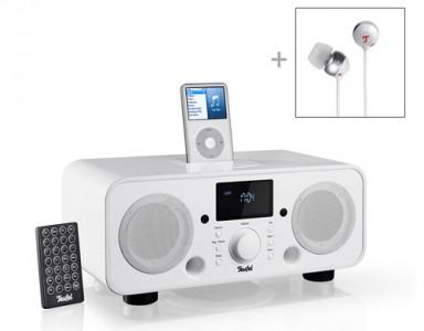 iTeufel Radio v2 Tischradio für 99,99 € - 47% Ersparnis *Update* jetzt für 89,99 €