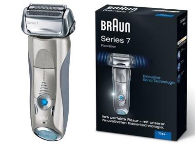 Herrenrasierer Braun Series 7 – 730 für 135 € - 20% Ersparnis *Update* Series 7 - 720 für 115 €