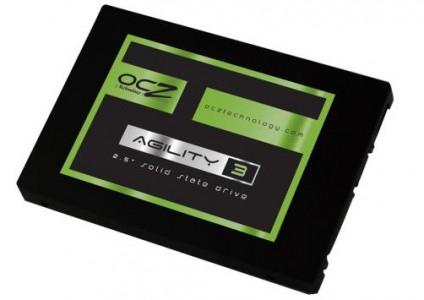 OCZ Agility 3 mit 180 GB für 158 € - günstigste SSD in dieser Größe *Update* 60 GB-Modell für 50 €