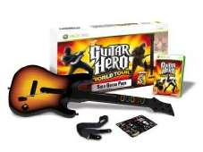 Guitar Hero World Tour + Gitarre stark preisgesenkt