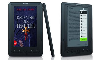 TrekStor eBook Player 7 für 60 € statt 73 € - 18% Ersparnis