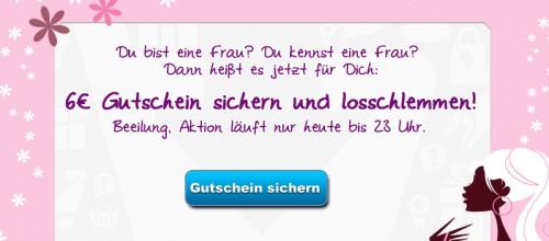 6 € Lieferando-Gutschein gratis – bis 23 Uhr