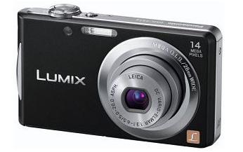 Einsteiger-Digitalkamera Panasonic Lumix DMC-FS14 für 69 € statt 90 €