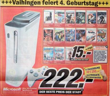 [X360] Top Spiele für 15€