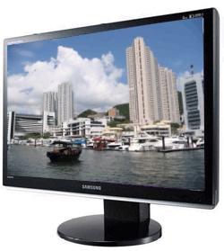 """24"""" Monitor Samsung SyncMaster 2494HM für 208€"""