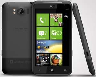 Windows Phone HTC Titan für 306 € bei iBOOD - 13% Ersparnis