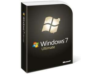 Windows 7 Ultimate (64 Bit) für 49,90 € & Professional (64 Bit) für 43,50 € *Update*