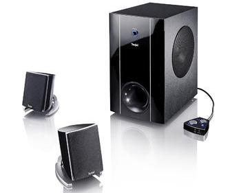 Teufel Concept C 200 - 2.1 PC-Lautsprecher-Set für 150 € - 19% Ersparnis