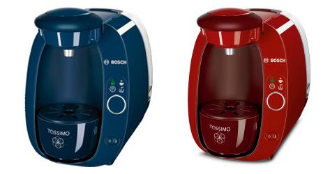 Kapselmaschine Bosch Tassimo TAS20 ab 48,80 € *Update* jetzt für 55,93 € oder TA 1200 für 64 €