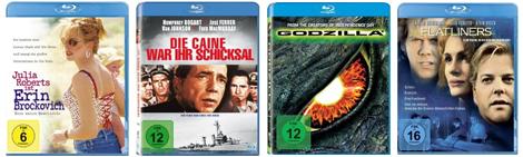 Blu-ray-Angebote bei Müller und Konter von Amazon - Filme ab 4,99 € *Update*