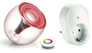 Philips Living Colors + Living Whites Adapter für 80,90 € - 22% Ersparnis