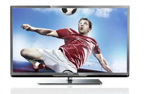"Philips 40PFL5007H (40"" LED-Edge-Lit, Dual-Tuner, Smart TV) für 609 €"
