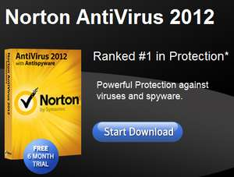 Norton Antivirus 2012 6 Monate kostenlos nutzen