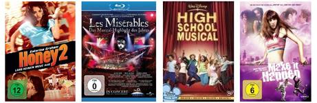 DVD- und Blu-ray-Angebote bei Amazon - z.B. 2 Filme kaufen, nur 1 bezahlen