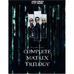 [HD-DVD] Matrix HD-DVD Box für 22€