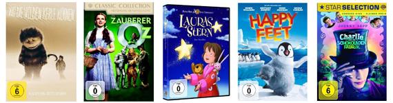 DVD- und Blu-ray-Angebote bei Amazon - z.B. 2 Blu-rays für 15 €