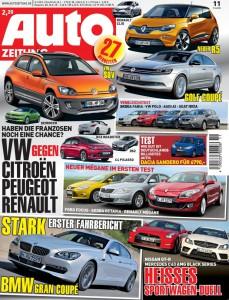 """Jahresabo der """"Auto Zeitung"""" für effektiv 2,20 € - mit Gutschein oder Auszahlung"""