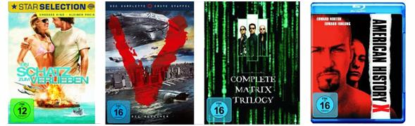 """""""Frühjahrsputz"""" bei Amazon: viele DVDs ab 4,97 € & Blu-rays ab 7,97 €"""