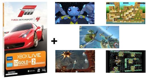14 Monate Xbox 360 Live Gold & 5 Arcade-Spiele für 35 € *Update* jetzt 14 Monate für 27,50 €