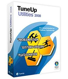 TuneUp Utilities 2008 kostenlos downloaden