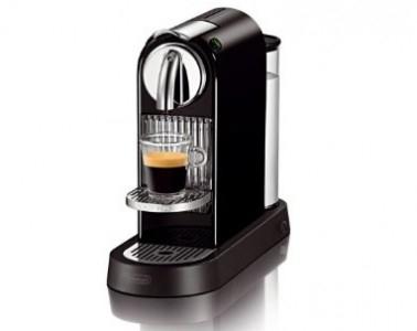 Kaffeemaschine DeLonghi EN 165.B Citiz für 105 € und bis zu 70 € Nespresso-Cashback *Update* jetzt für 94 €