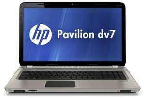 Entertainment-Notebook HP Pavilion dv7-6b15eg für 499 € statt 599 €