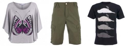 50% Rabatt auf ausgewählte Mode von Atticus Clothing bei Play.com