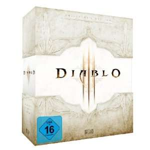Diablo 3 Collector's Edition für 95,45 € bei Amazon Frankreich