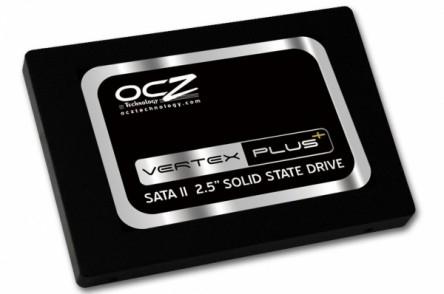 OCZ Vertex Plus - Solid State Drive mit 120 GB für 61,90 € statt 75,90 € *Update* jetzt für 64,95 €