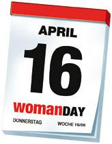 WOMAN DAY - Gutscheine bis zu -50% Rabatt