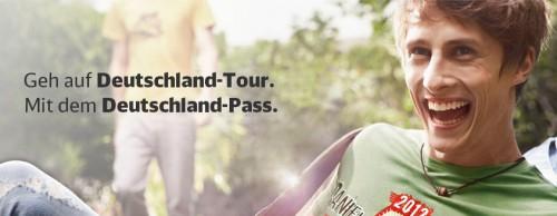 Deutschland-Pass: 1 Monat mit der Bahn durch Deutschland fahren - ab 99 €