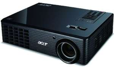 3D-DLP-Projektor Acer X110P für 199 € bei Amazon - 18% Ersparnis