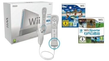 Nintendo Wii Sports Resort Bundle für 107 € - 21% Ersparnis