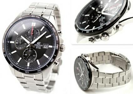 Herren-Armbanduhr Casio Edifice EFR-512D für 86 € statt 122 €