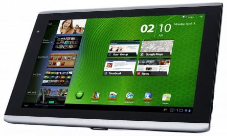 Acer Iconia A501 - Tablet mit 16 GB & UMTS + Schutzhülle für 349 € *Update* jetzt ab 299 €
