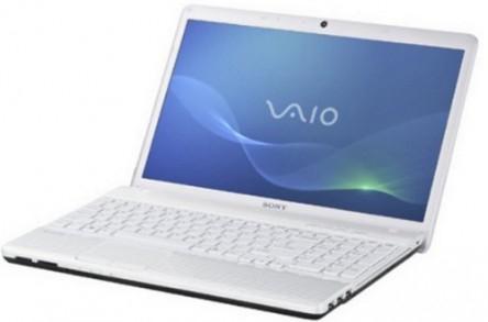 Allround-Notebook Sony Vaio VPC-EH3Q1E/W für 499 € statt 623 €